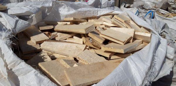 Medienos atraižos - kietas kuras, malkos - Biokuro bazė