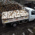 Biokuro baze, skaldytos malkos, malkos, atraižos, mediena, kietas kuras19